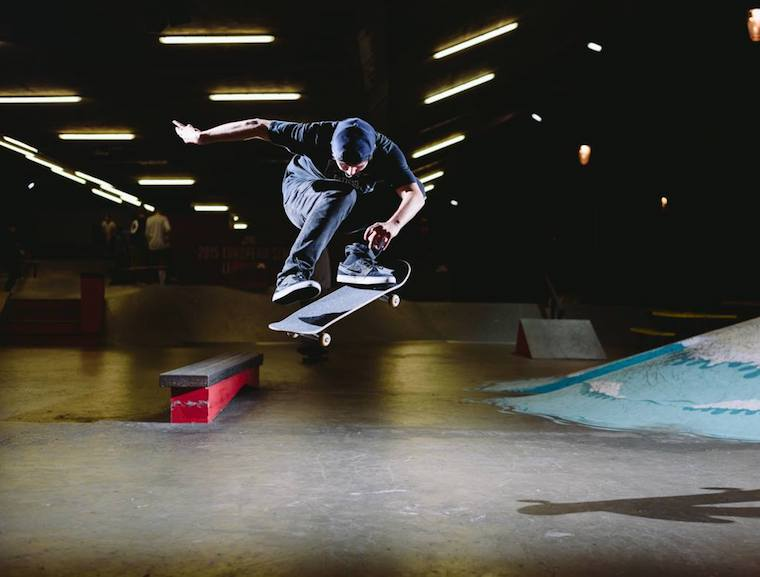 Notting Hill: Bay Sixty 6 Skate Park. Photo Credit: © Bay Sixty 6 Skate Park
