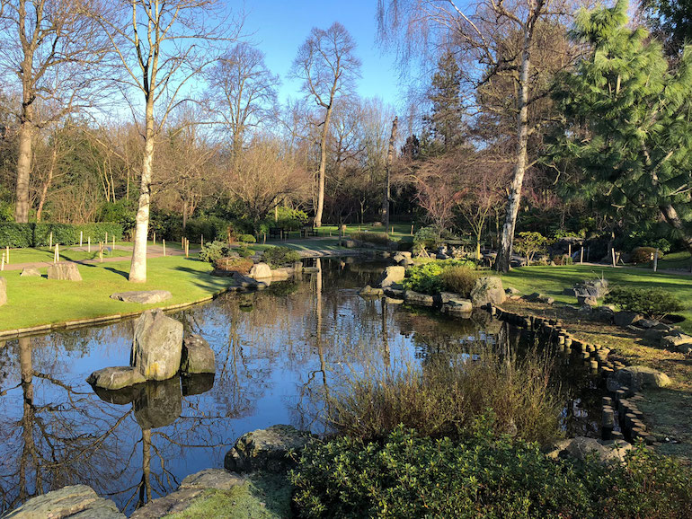Notting Hill: Holland Park. Photo Credit: © James Hamill.