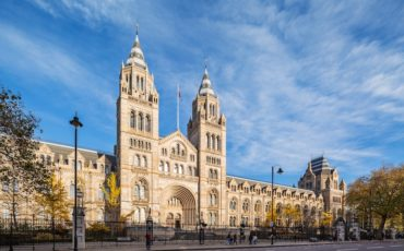 The Natural History Museum. Photo Credit: © London & Partners.