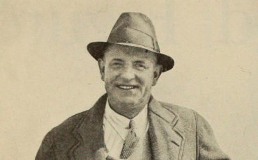 Author P.G. Wodehouse in 1930. Photo Credit: © Public Domain via Wikimedia Commons.