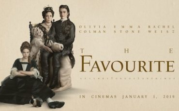 The Favourite Movie Poster.