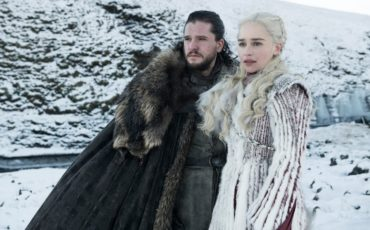 Game of Thrones: Jon Snow & Daenerys Targaryen. Photo Credit: © Helen Sloan/HBO.