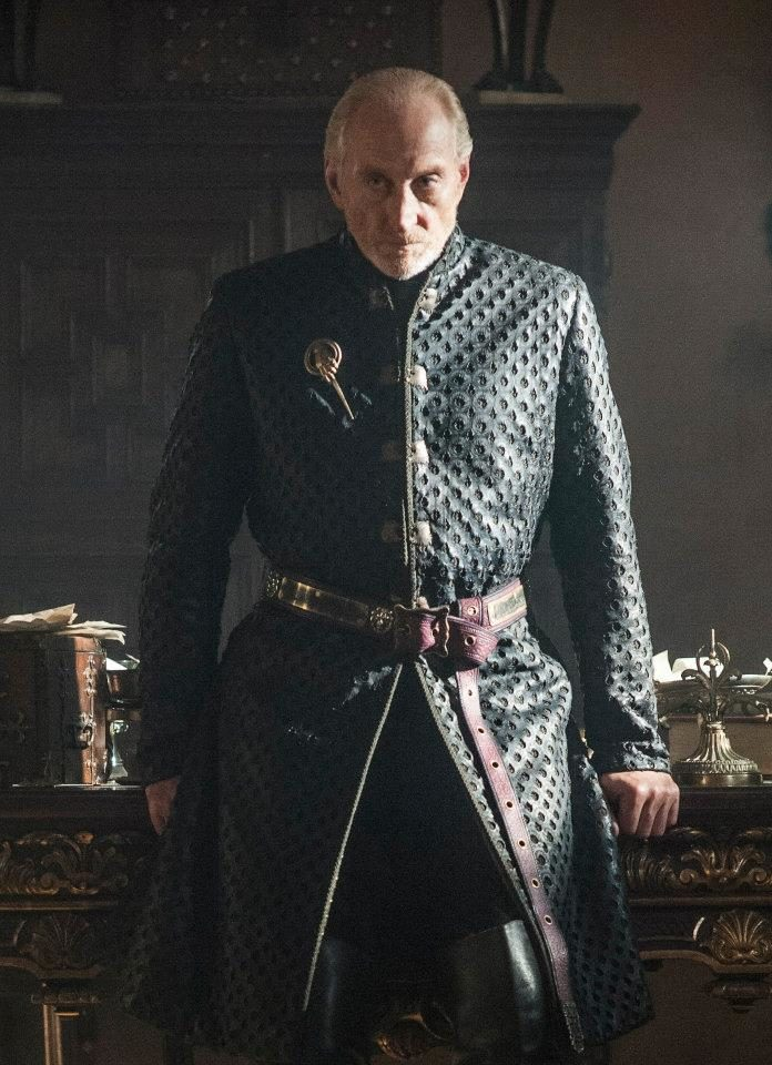 Game of Thrones: Tywin Lannister. Photo Credit: © Helen Sloan/HBO.