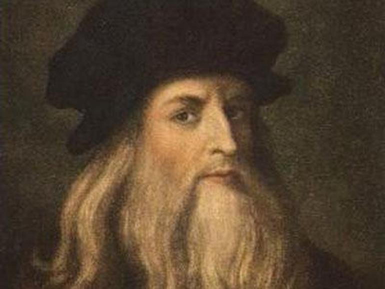 Portrait of Leonardo Da Vinci. Photo Credit: © Public Domain via Wikimedia Commons.