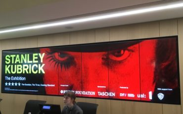 Design Museum in London: Stanley Kubrick Exhibition. Photo Credit: © Edwin Lerner.