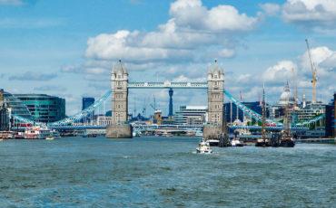View of Tower Bridge in London. Photo Credit: © Ursula Petula Barzey.