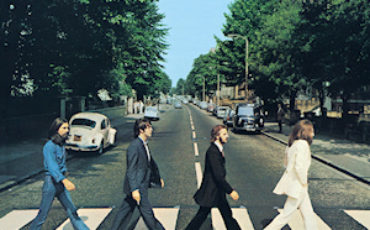 Beatles Abbey Road Album Cover. Photo Credit: © Iain Macmillan via Wikimedia Commons.