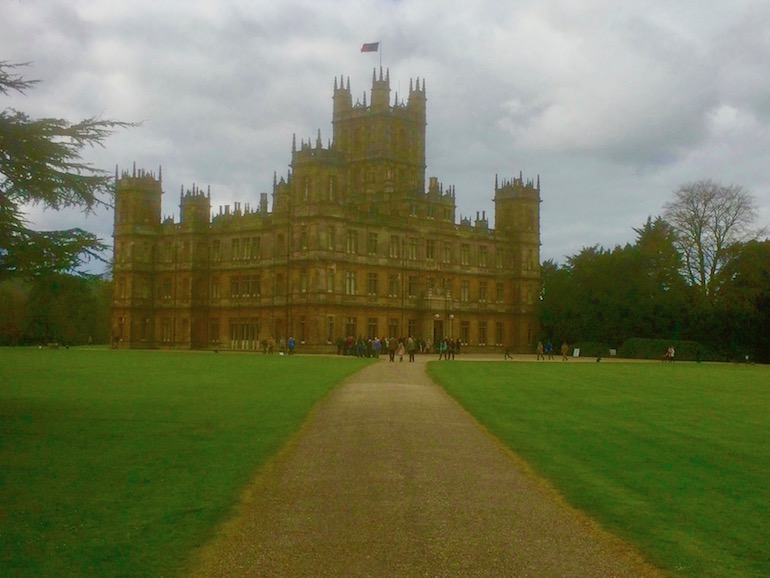 Highclere Castle. Photo Credit: © Edwin Lerner.