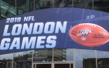 2019 NFL London Games. Photo Credit: © Edwin Lerner.