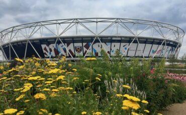 London Stadium at Queen Elizabeth Olympic Park. Photo Credit: ©Ursula Petula Barzey.