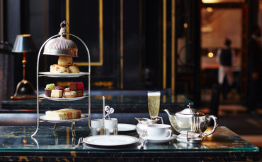 The Wolseley on Piccadilly is a grand brasserie.  Photo Credit: © The Wolseley.