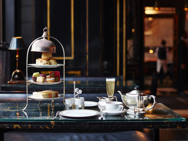 The Wolseley on Piccadilly is a grand brasserie. Photo Credit: © Emily Laurence Baker.