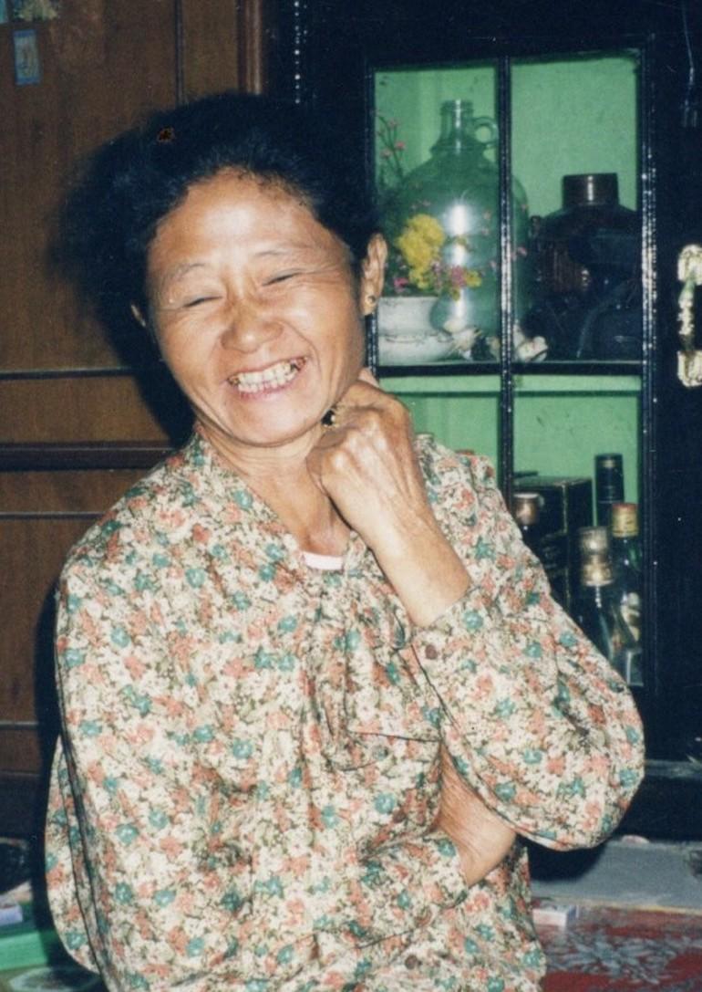 Ratana, Hong Kong's only Thai Mormon. Photo Credit: ©Steve Fallon.