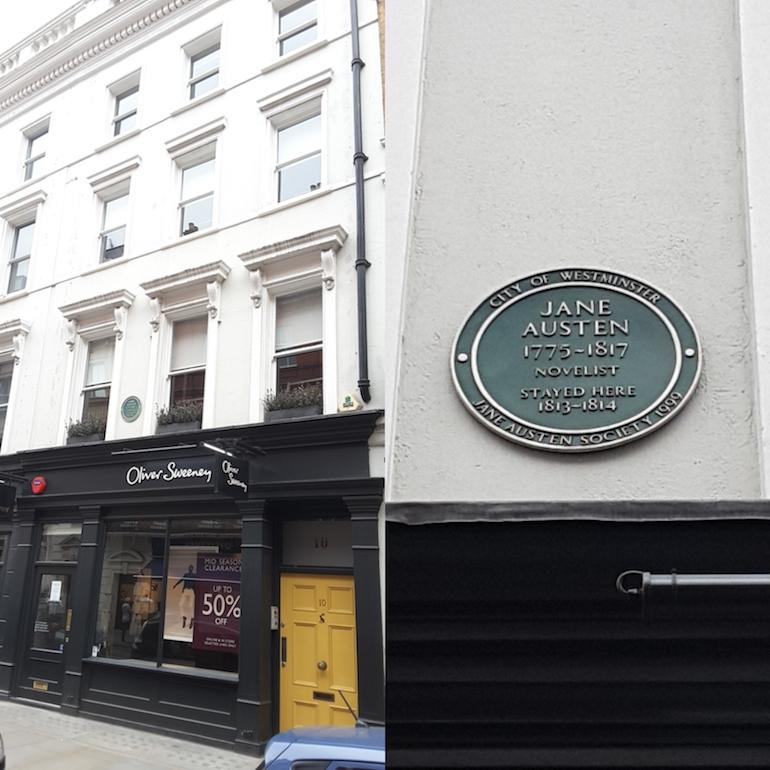 10 Henrietta Street in London. Photo Credit: ©Ingrid M Wallenborg.