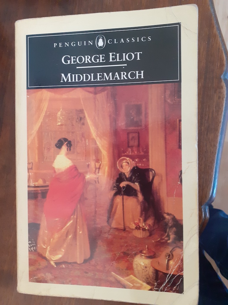 Middlemarch by George Eliot. Photo Credit: © Clarissa Skinner.