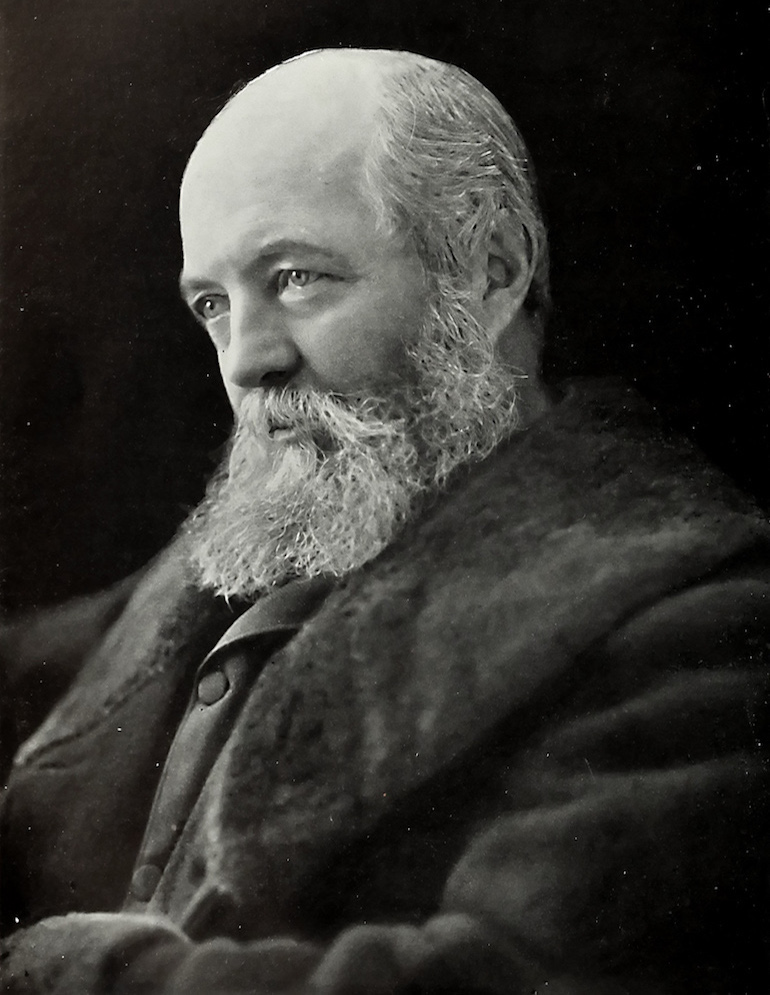 Portrait of Frederick Law Olmsted. Photo Credit: © Public Domain via Wikimedia Commons.