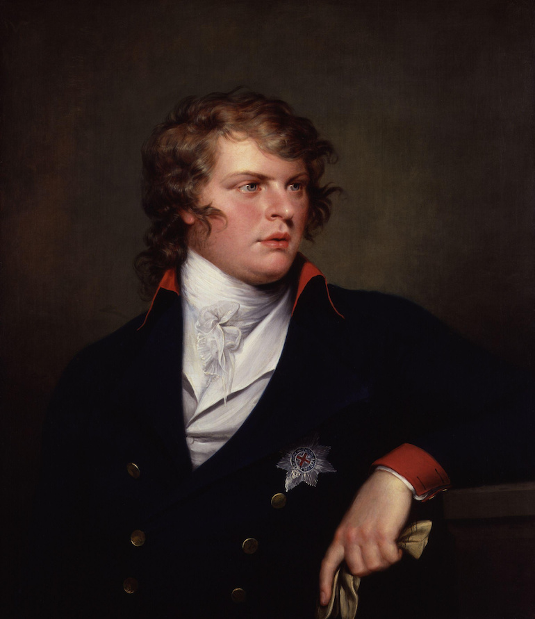 Prince Augustus Frederick, first Duke of Sussex. Photo Credit © Public Domain via Wikimedia Commons.