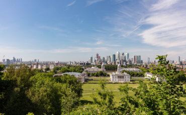 Greenwich Park in London. Photo Credit: © visitlondon.com / Jon Reid.