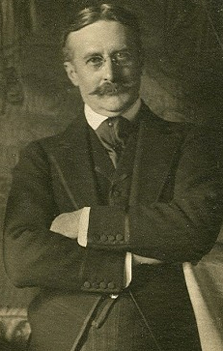 Harry Gordon Selfridge circa 1910. Photo Credit: ©Public Domain via Wikimedia Commons.