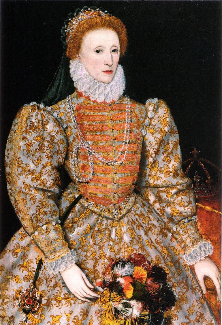 The Darnley Portrait of Elizabeth I of England. Photo Credit: © Public Domain via Wikimedia Common.