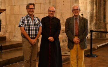 Maurizio Seveso, The Dean of Southwark Cathedral, Maurizio Patti. Photo Credit: © Maurizio Patti.
