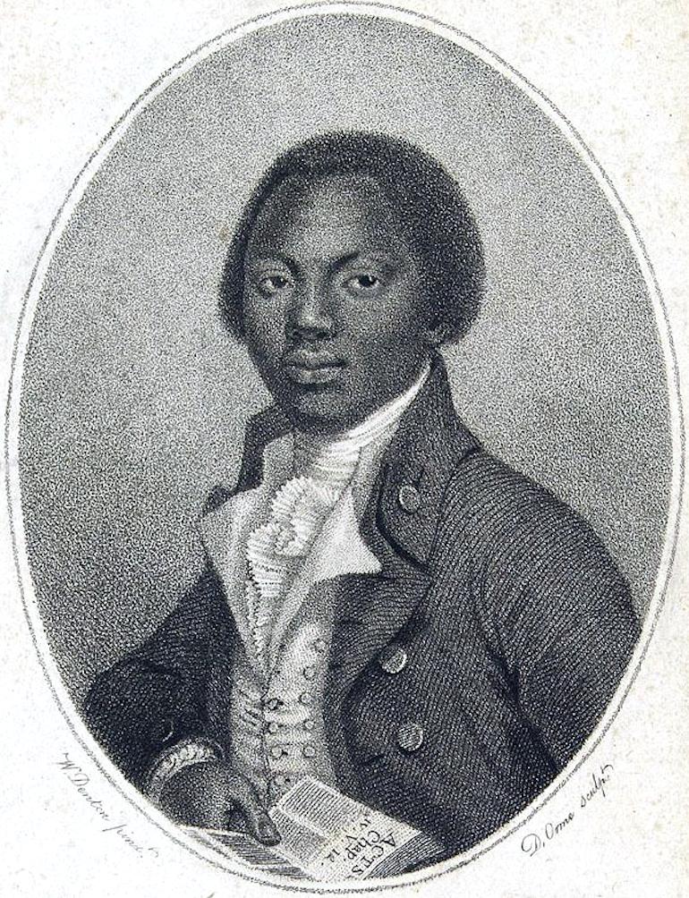 Olaudah Equiano, aka Gustavus Vassa. Photo Credit: ©Unknown Artist via Wikimedia Commons.