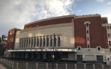 It will always be the Hammersmith Odeon. Photo Credit: © Steven Szymanski.
