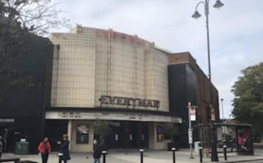 Muswell Hill Odeon. Photo Credit: © Steven Szymanski.