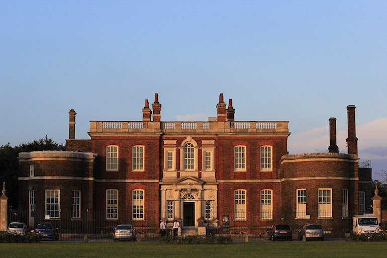 The Ranger's House in Greenwich, one of the locations for Bridgerton. Photo Credit: © Katie Chan via Wikimedia Commons.