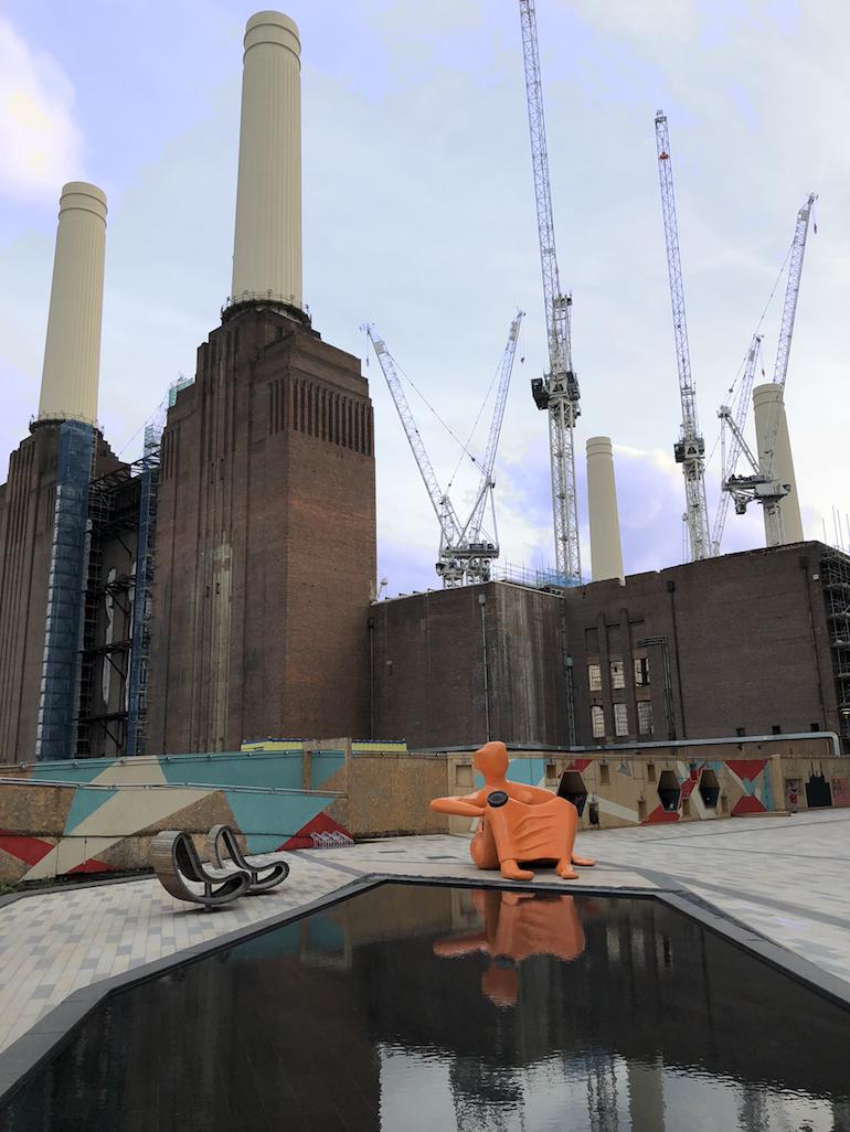 Battersea Power Station in London. Photo Credit: © Christopher Hayden.