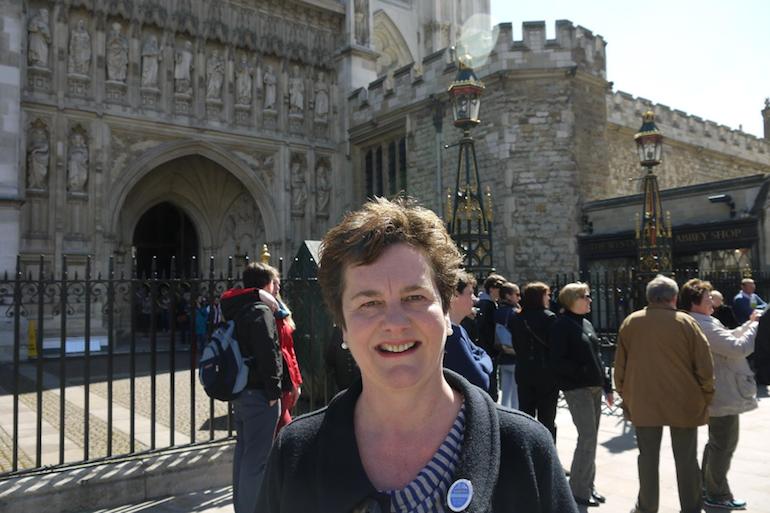 London Blue Badge Tourist Guide Kathryn Hallam Howard.