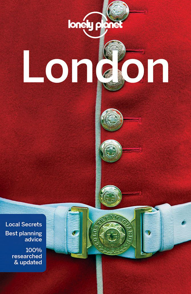 Lonely Planet London.