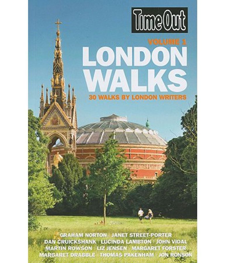 Time Out London Walks - 30 Walks By London Writers.