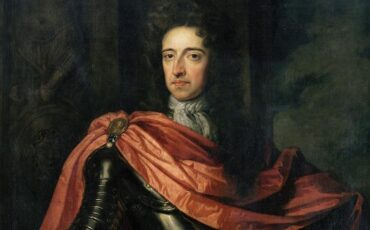 Portrait of William III of England by Sir Godfrey Kneller, 1680s. Photo Credit: © Public Domain via Wikimedia Commons.