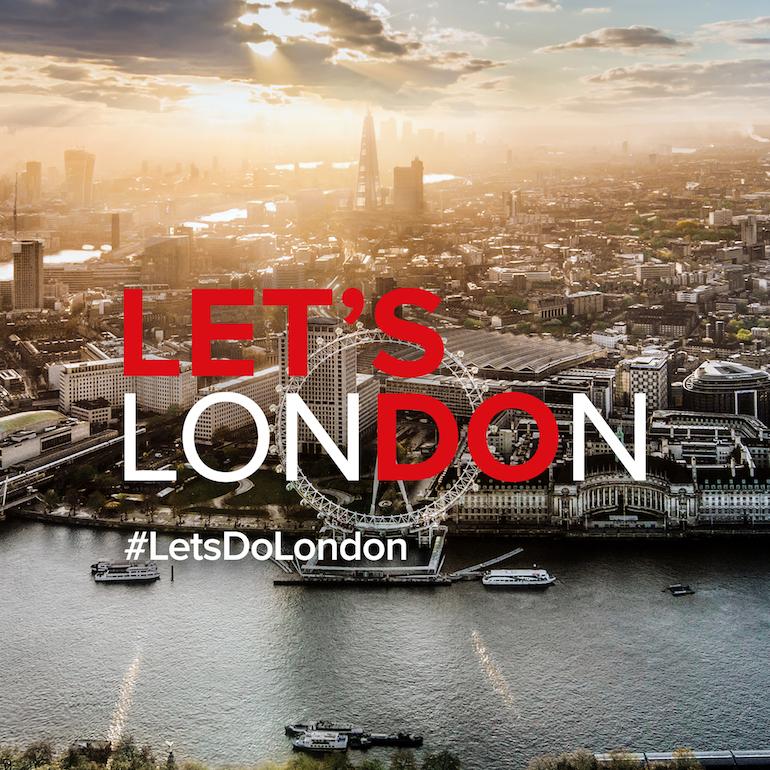 #LetsDoLondon Campaign