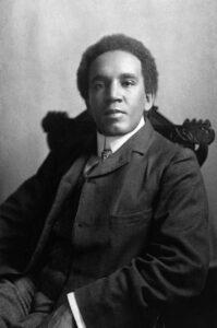 Samuel Coleridge Taylor. Photo Credit: © Public Domain via Wikimedia Commons.