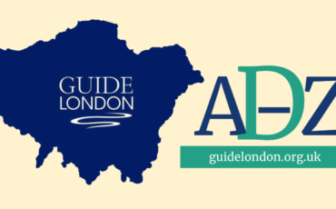Guide London A to Z Letter D