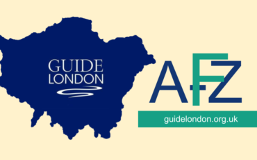 Guide London A to Z: Letter F