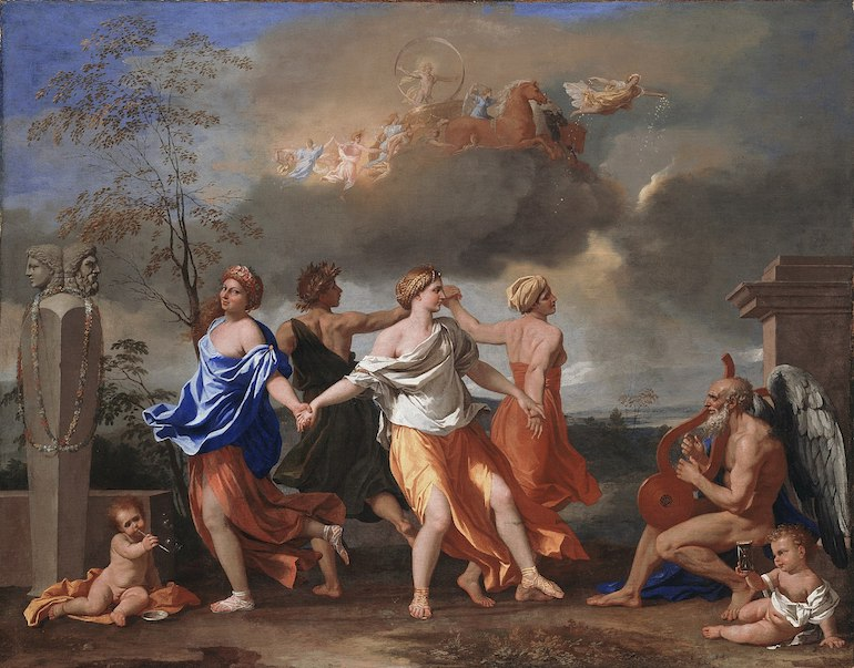 A Dance to the Music of Time, 1640, Wallace Collection, London. Photo Credit: © Public Domain.