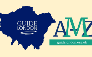 Guide London A to Z: Letter M