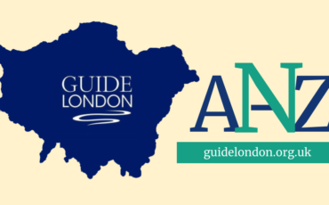 Guide London A to Z: Letter N