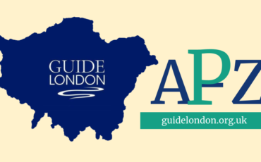 Guide London A to Z: Letter P